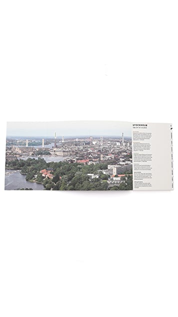 Phaidon Wallpaper City Guides: Stockholm
