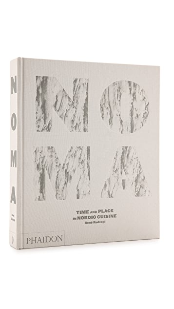 Phaidon Noma: Time and Place in Nordic Cuisine