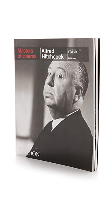 Phaidon Masters of Cinema: Alfred Hitckcock