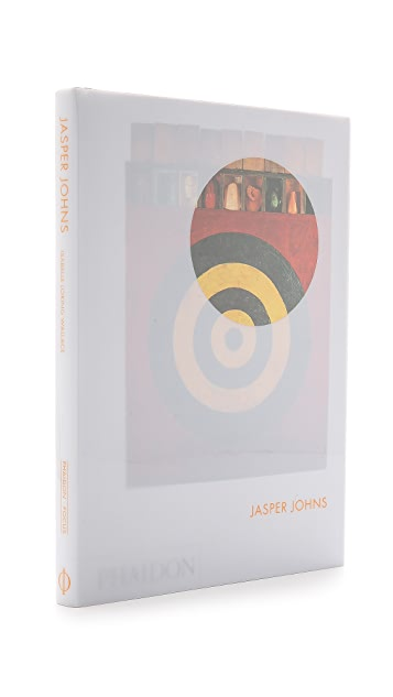 Phaidon Phaidon Focus: Jasper Johns