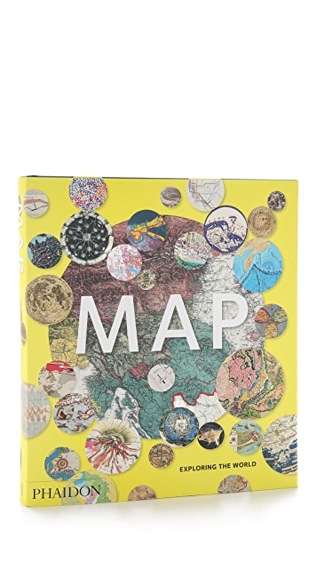 Phaidon Map: Exploring the World