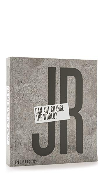 Phaidon JR: Can Art Change the World?