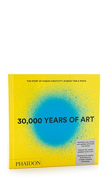 Phaidon 30,000 Years of Art
