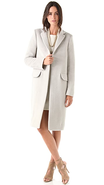 Philosophy di Lorenzo Serafini Felted Wool Coat