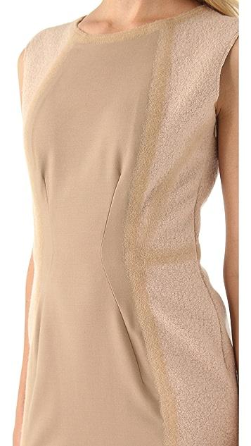 Philosophy di Lorenzo Serafini Boucle Sheath Dress