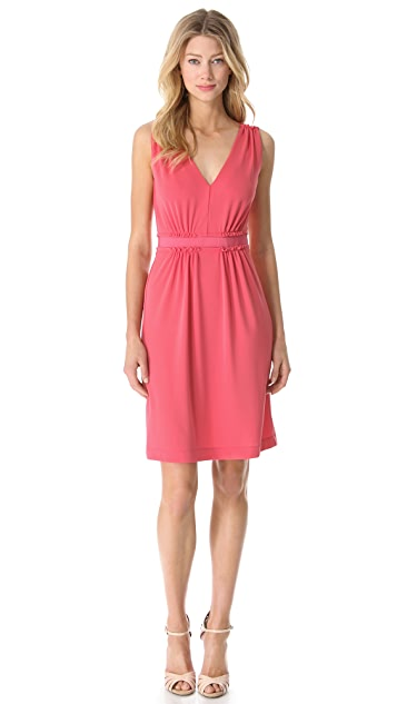 Philosophy di Lorenzo Serafini Sleeveless Cinched Dress