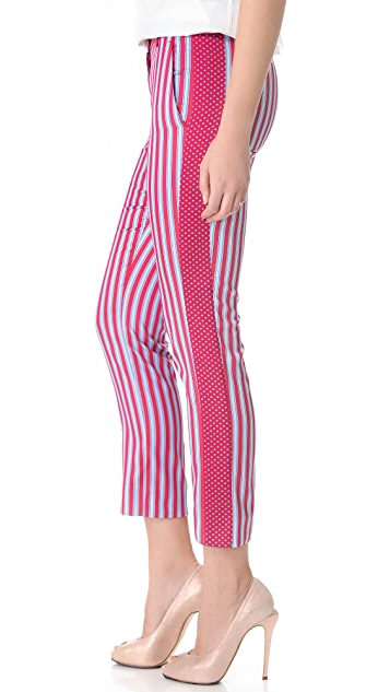 Philosophy di Lorenzo Serafini Striped Pants