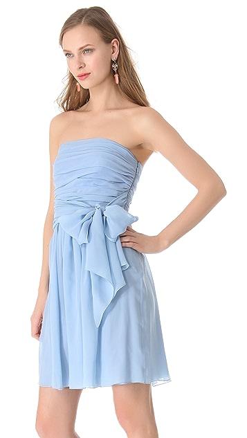 Philosophy di Lorenzo Serafini Sleeveless Georgette Dress