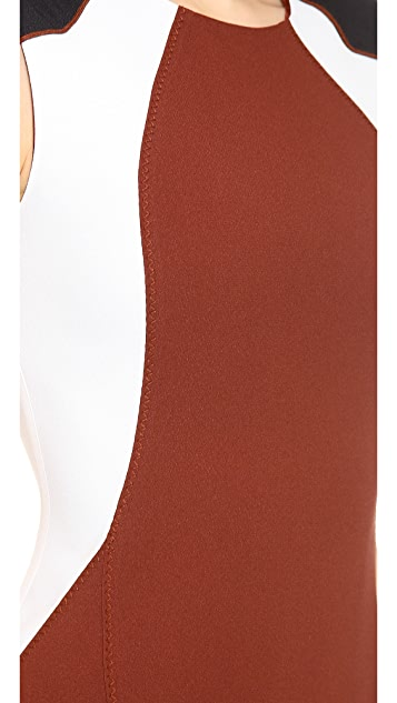 Philosophy di Lorenzo Serafini Sleeveless Dress