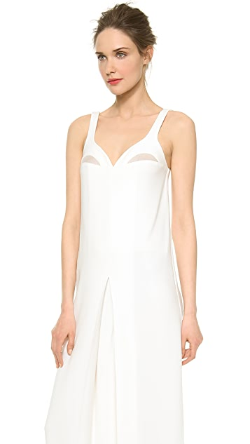 Philosophy di Lorenzo Serafini Sleeveless Jumpsuit