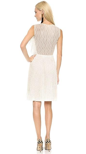 Philosophy di Lorenzo Serafini Lace Sleeveless Dress
