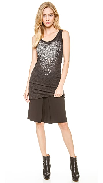 Philosophy di Lorenzo Serafini Sleeveless Top
