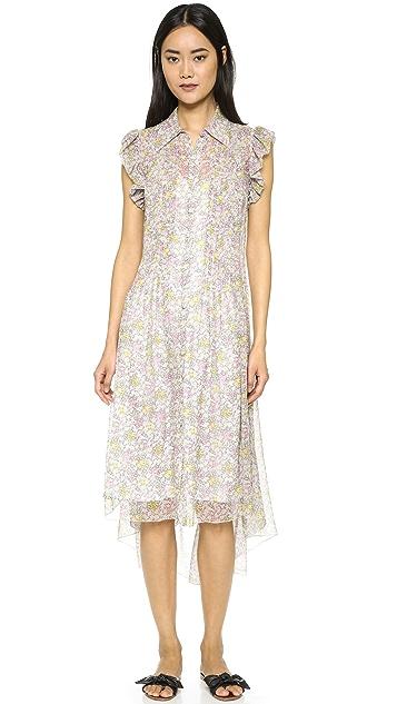 Philosophy di Lorenzo Serafini Floral Dress