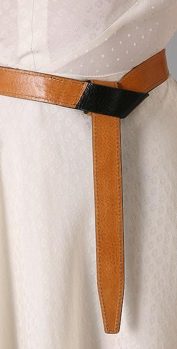 3.1 Phillip Lim Dore Reversible Belt