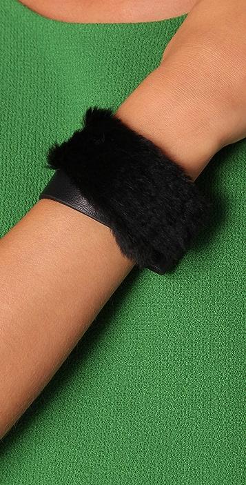 3.1 Phillip Lim Lynus Double Wrap Bracelet
