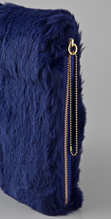 3.1 Phillip Lim Lynus Fur iPad Case