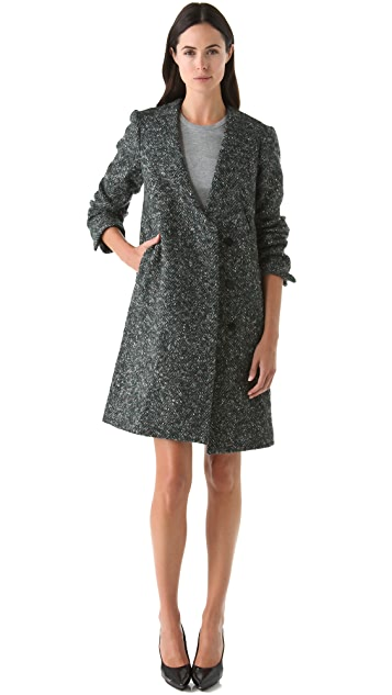 3.1 Phillip Lim Crombie Coat