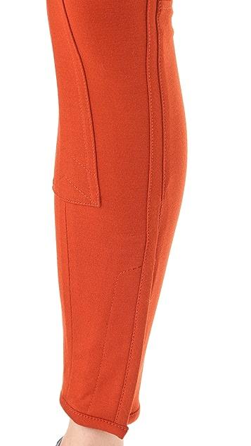 3.1 Phillip Lim Cropped Jodhpur Trousers