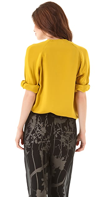 3.1 Phillip Lim Overlay Top