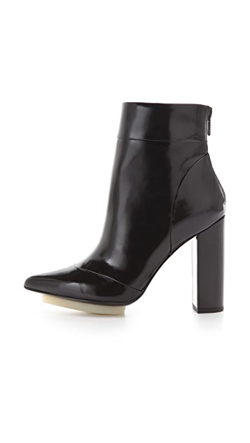 3.1 Phillip Lim Peggy Ankle Booties