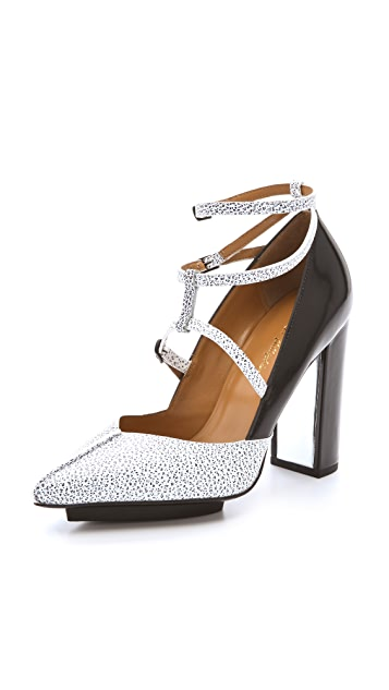 3.1 Phillip Lim Carmen Ankle Strap Pumps