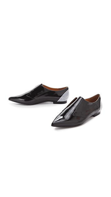 3.1 Phillip Lim Nancy Oxford Flats