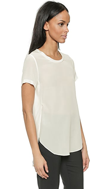 3.1 Phillip Lim Side Seam Tee