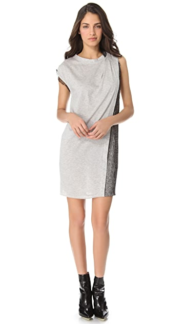 3.1 Phillip Lim Peek-a-Boo Lace Dress