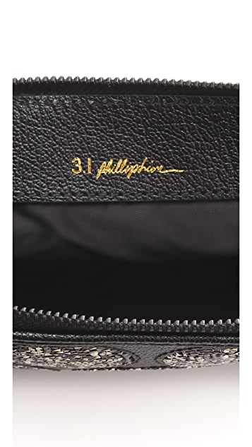 3.1 Phillip Lim 31 Second Crystal Pouch
