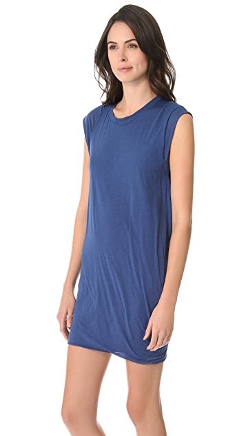 3.1 Phillip Lim Distressed Double Layer Dress