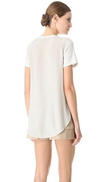 3.1 Phillip Lim Embellished T-Shirt