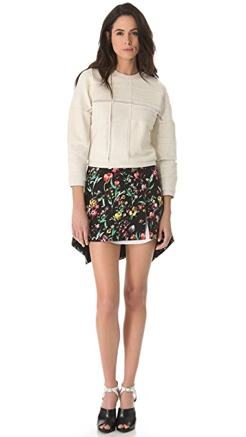 3.1 Phillip Lim Layered Flirt Skirt