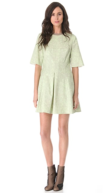 3.1 Phillip Lim Spotted Pony T-Shirt Dress