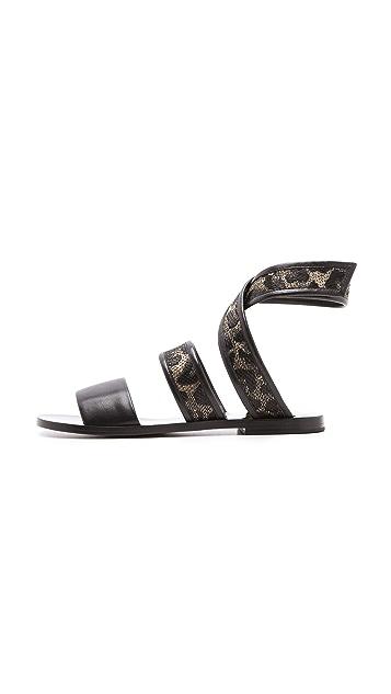 3.1 Phillip Lim Jenny Flat Sandals