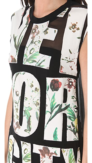 3.1 Phillip Lim New York City Tank Dress