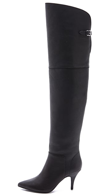 3.1 Phillip Lim Kitty Over the Knee Boots