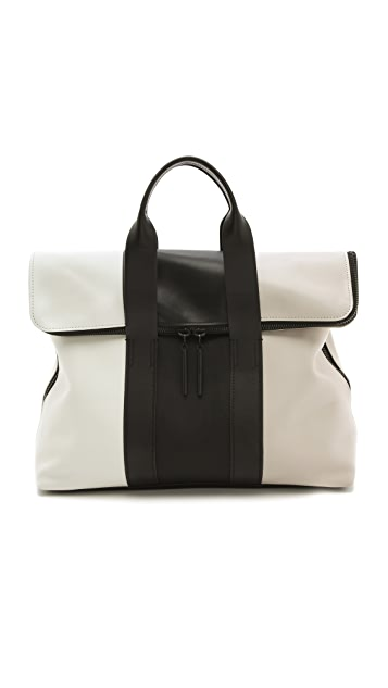 3.1 Phillip Lim Tricolor 31 Hour Bag