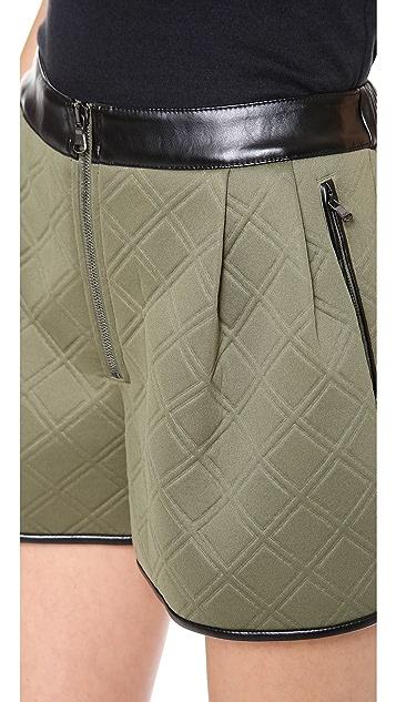 3.1 Phillip Lim Pleat Front Shorts