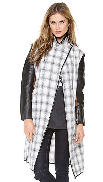 3.1 Phillip Lim Long Cape Vest
