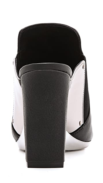 3.1 Phillip Lim Vincent Open Toe Mules