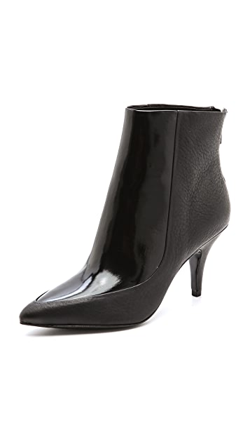 3.1 Phillip Lim Leila Kitten Heel Booties