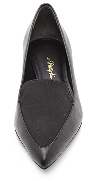 3.1 Phillip Lim Page Flat Loafers