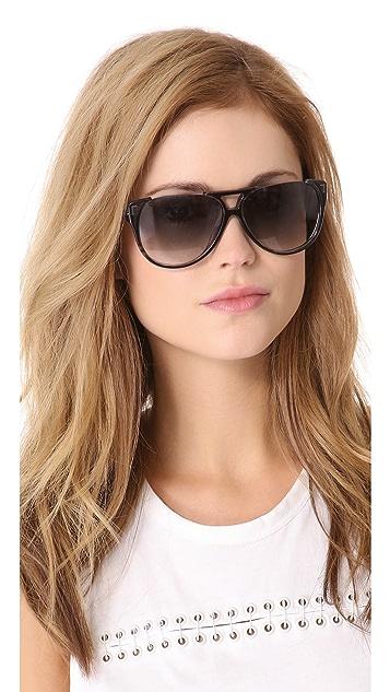 3.1 Phillip Lim Chopper Soleil Sunglasses