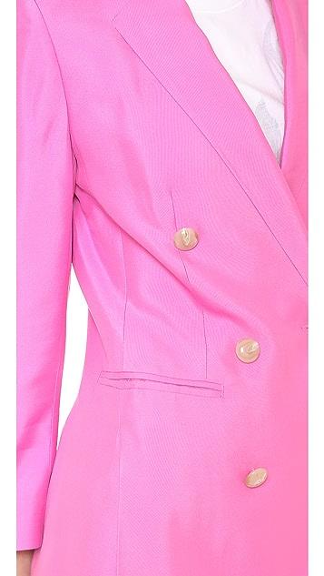3.1 Phillip Lim Trompe l'Oeil Tuxedo Jacket
