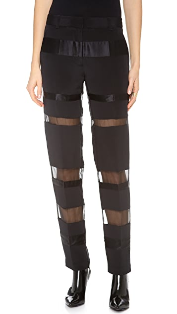 3.1 Phillip Lim Grunge Trousers