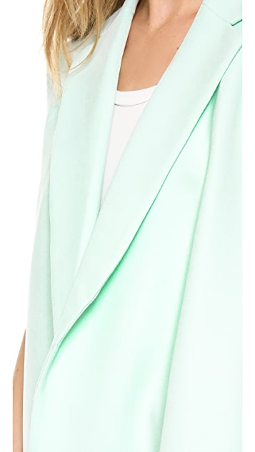 3.1 Phillip Lim Draped Vest