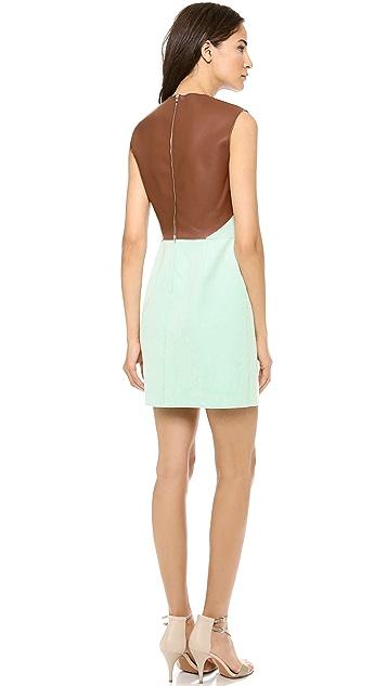 3.1 Phillip Lim Double Crepe Tank Dress
