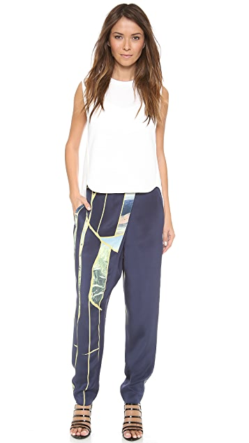 3.1 Phillip Lim Breakthrough Moments Wrap Front Trousers