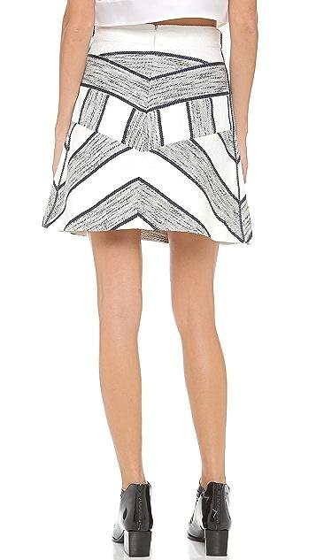 3.1 Phillip Lim Flounce Skirt
