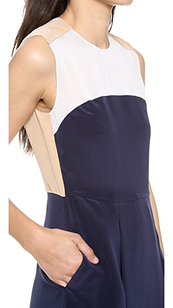 3.1 Phillip Lim Colorblock Dress